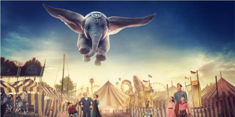 'Dumbo': Tim Burton deixa animação original de lado em filme irregular
