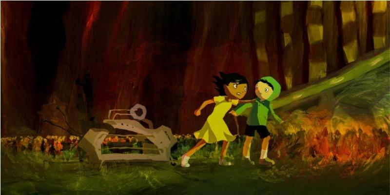 'Tito e os Pássaros': caos do medo encontra expressionismo em ótima animação