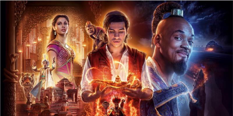 'Aladdin': Disney justifica razão das live-actions em filme criativo