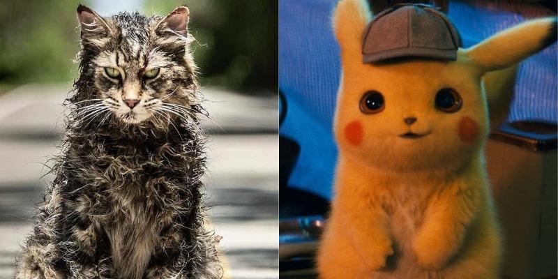 'Cemitério Maldito' e 'Pikachu' são atrações nos cinemas de Manaus