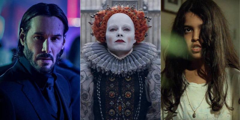 'John Wick 3', 'Duas Rainhas' e 'A Sombra do Pai' são atrações nos cinemas de Manaus