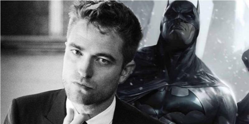 Não, Robert Pattinson, Batman não!