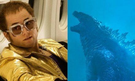 'Rocketman' e 'Godzilla 2' são atrações nos cinemas de Manaus