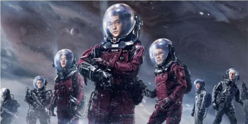 'Terra à Deriva': sci-fi chinesa repete todos os erros do cinema americano