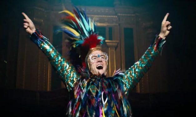 Globo de Ouro 2020: Taron Egerton vence Melhor Ator Comédia/Musical