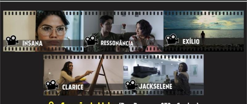 Curtas produzidos em curso de cinema em Manaus serão exibidos em sessão gratuita
