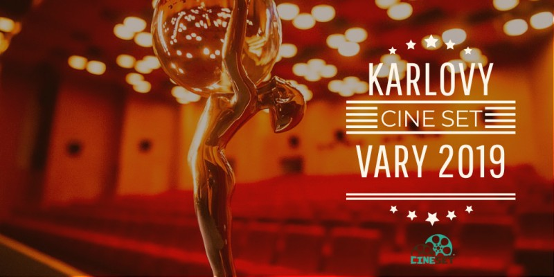 Cine Set estará no Festival Internacional de Cinema de Karlovy Vary 2019!