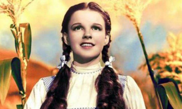 """""""O Mágico de Oz"""" e o ocaso de Judy Garland"""