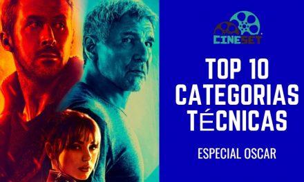 Oscar: TOP 10 Categorias Técnicas da Década 2010 – Parte 1