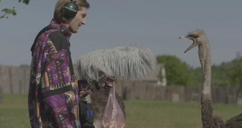 'My Thoughts Are Silent': ótima viagem sarcástica em road movie ucraniano
