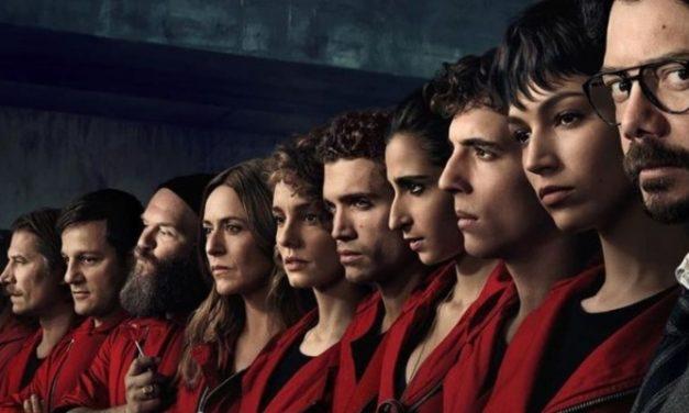 'La Casa de Papel': 3a Temporada: insistência nos erros não impede maratona