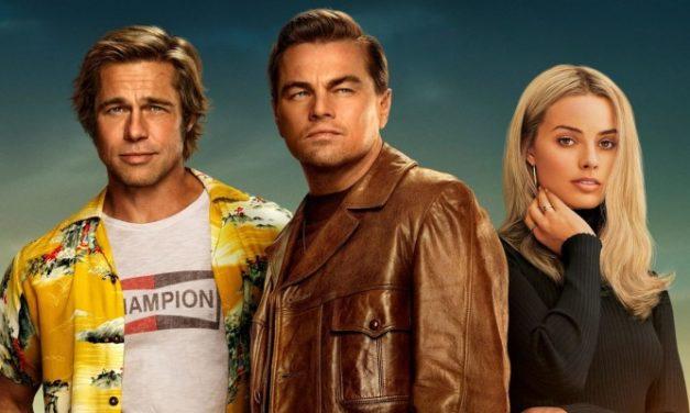 Globo de Ouro 2020: 'Era uma vez em Hollywood' vence Melhor FIlme Comédia/Musical