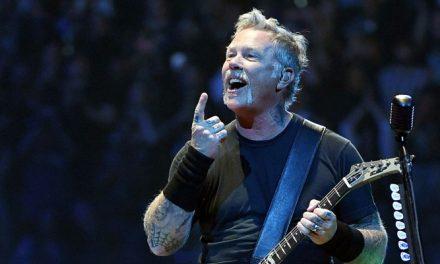 Cinemas em Manaus vão exibir show histórico do Metallica