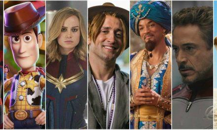 Ranking Cinemas de Manaus: confira o TOP 20 dos filmes mais vistos de 2019