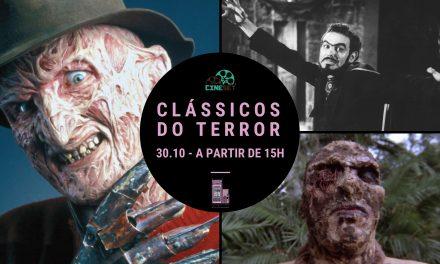 Cine Set e Casarão de Ideias promovem sessão gratuita com clássicos do terror