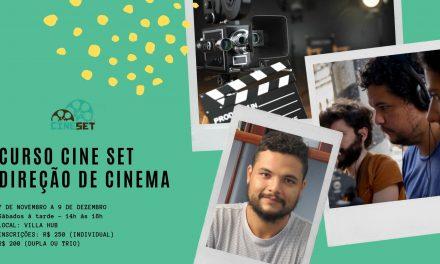 Inscrições Abertas: curso de Direção de Cinema com Diego Bauer em Manaus