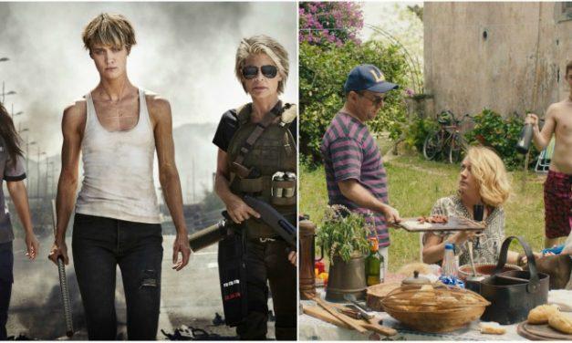 'O Exterminador do Futuro' e 'Domingo' são destaques nos cinemas de Manaus
