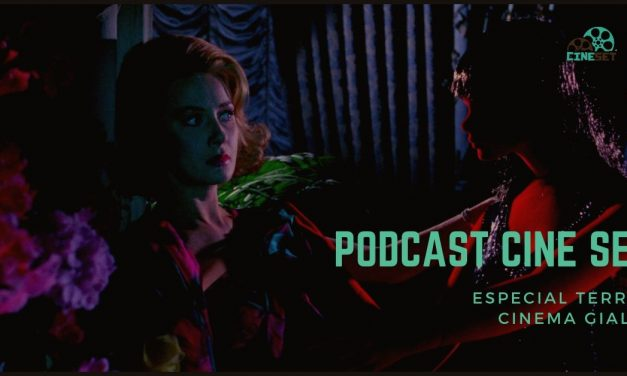 Podcast Cine Set #14 – Cinema Giallo: 'Seis Mulheres Para o Assassino'