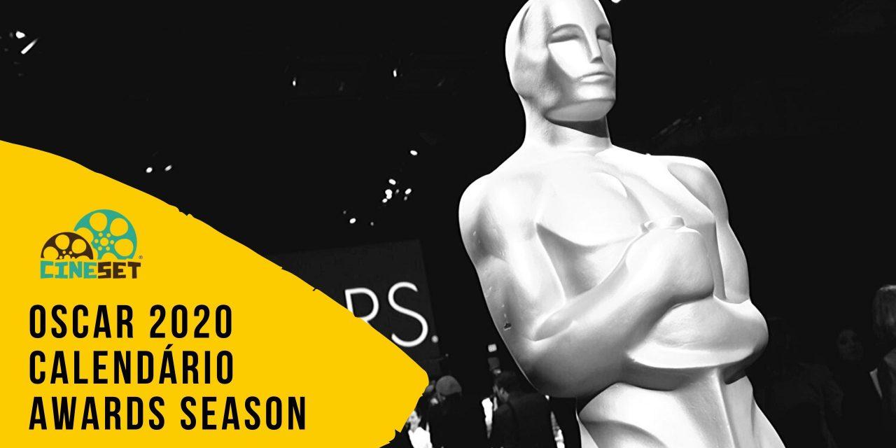 Oscar 2020: Calendário Completo da Temporada de Premiações