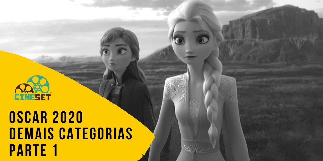 Oscar 2020: As Chances em Melhor Animação, Roteiros e MUITO MAIS