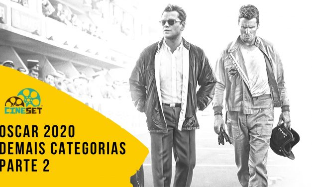 Oscar 2020: As Chances em Melhor Fotografia, Montagem e MUITO MAIS