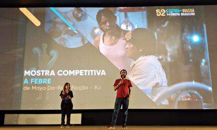 Rodado em Manaus, 'A Febre' é o grande vencedor do Festival de Brasília