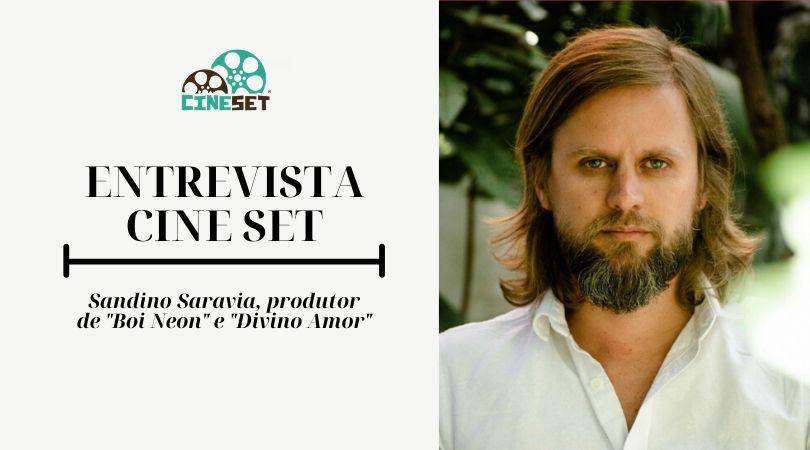Sandino Saravia: incertezas no cinema do Brasil refletem nas coproduções na Am. Latina