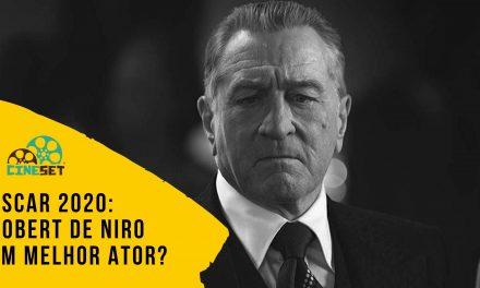 Oscar 2020: Robert De Niro será ou não indicado por 'O Irlandês'?