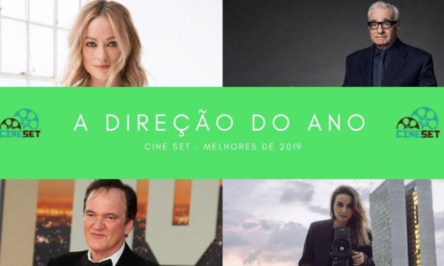 Cine Set elege a Melhor Direção de Cinema de 2019