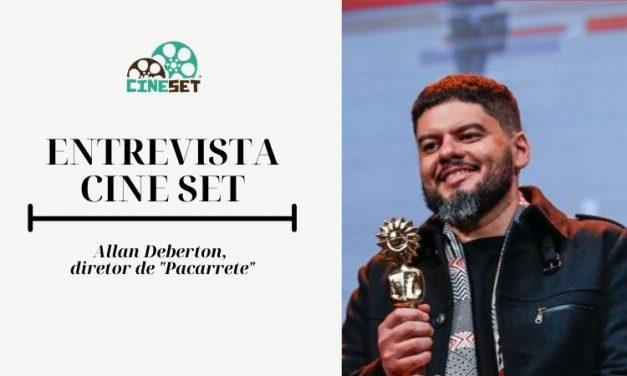 """Allan Deberton: """"Pacarrete' está entrando na cultura pop'"""