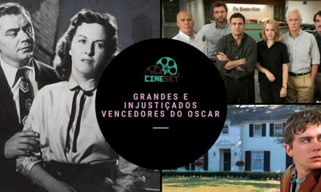 Grandes e Injustiçados Vencedores do Oscar