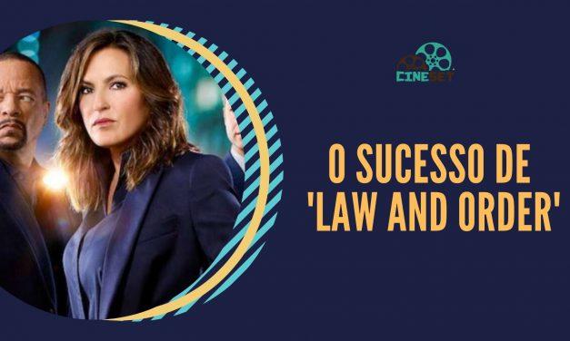 O Segredo do Sucesso de 'Law and Order SVU'