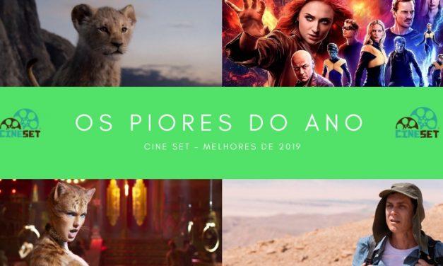 Cine Set elege o Pior Filme do Cinema em 2019
