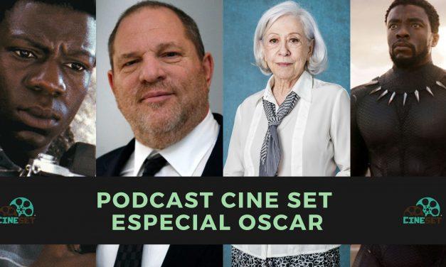 Podcast Cine Set #26: Brasil no Oscar e os Dilemas Atuais da Academia