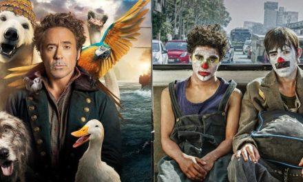 Robert Downey Jr e Gael Garcia Bernal agitam cinemas de Manaus no carnaval
