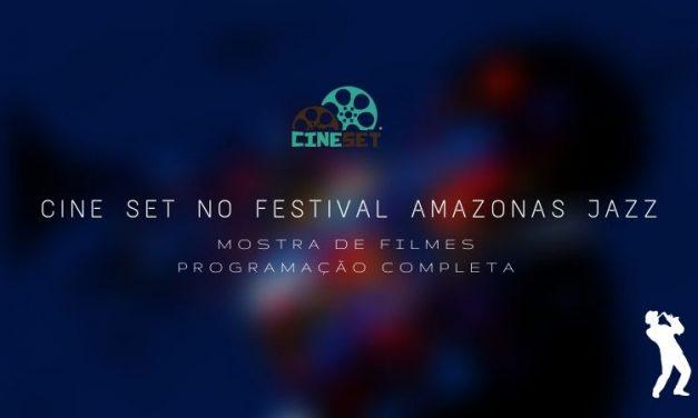 Programação COMPLETA da Mostra de Filmes no Amazonas Jazz Festival