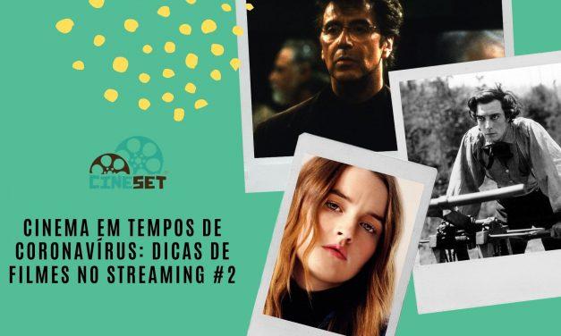 Cinema em Tempos de Coronavírus: Dicas de Filmes no Streaming #2