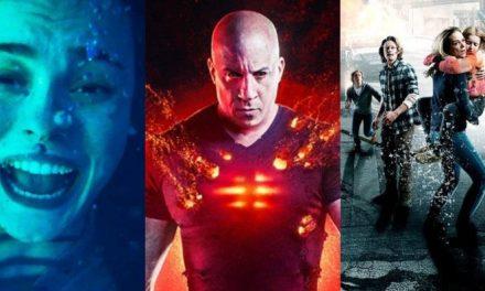 Cinemas de Manaus recebem sete novos filmes neste fim de semana