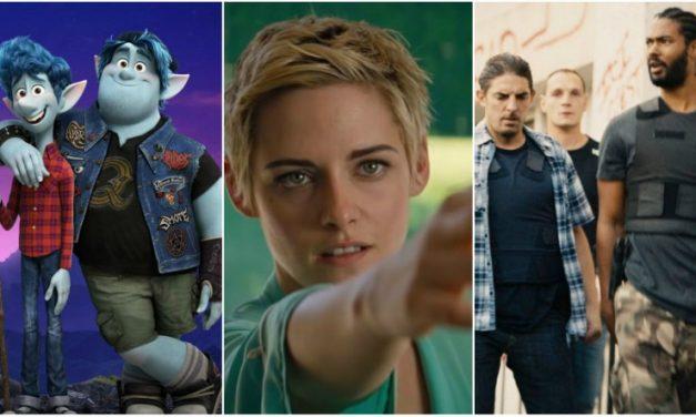 Pixar, Kristen Stewart e 'Os Miseráveis' são atrações nos cinemas de Manaus