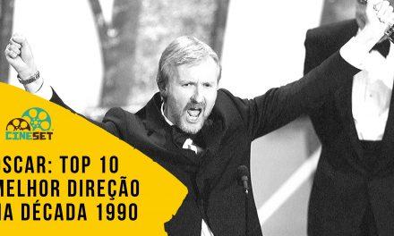 Oscar: TOP 10 Ganhadores DE Melhor Direção na Década 1990