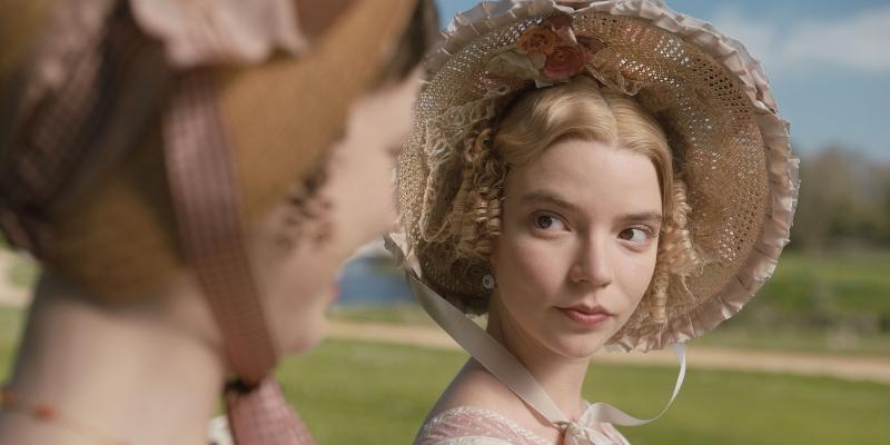 'Emma': adaptação irritante com Anya Taylor-Joy robótica