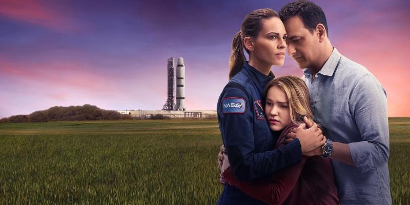 'Away': drama se sobressai à sci-fi em boa série da Netflix