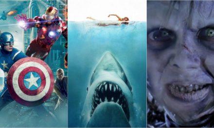 Festival 'De Volta Para o Cinema' chega a Manaus com 'Vingadores' e 'Tubarão'