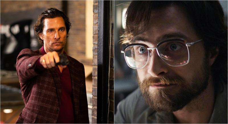 Matthew McConaughey e Daniel Radcliffe são as novidades nos cinemas de Manaus