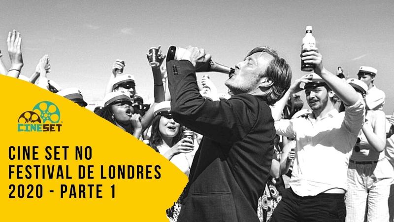Festival de Londres 2020 – Mads Mikkelsen brilhante e 'Ammonite' decepciona