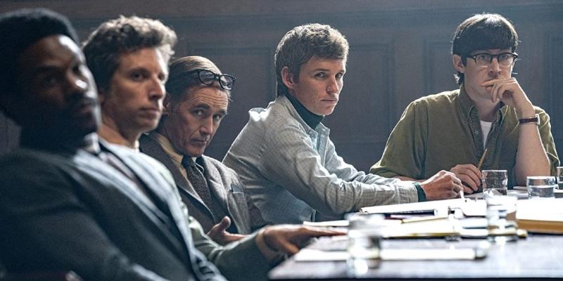 'Os Sete de Chicago': drama de tribunal eficiente com elenco fabuloso