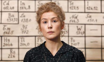 'Radioactive': adaptação frágil da rica história de Marie Curie
