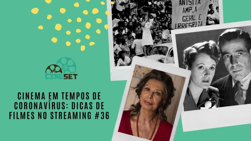 Cinema em Tempos de Coronavírus: Dicas de Filmes no Streaming #36