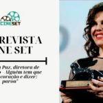Bárbara Paz: 'Babenco' é um poema visual em preto e branco'