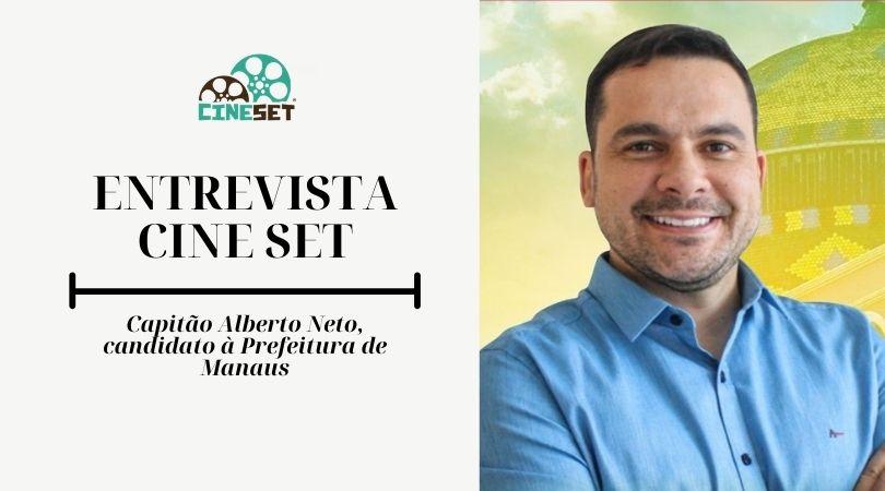 Capitão Alberto Neto: 'A Manauscult será prioridade e não mais deixada de lado'